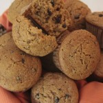Whole wheat pumpkin muffins recipe