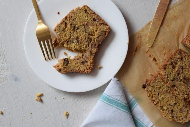Date-Sweetened Banana Bread | Pamela Salzman