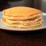 whole grain buttermilk pancakes recipe