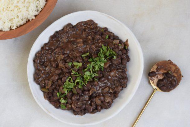 Mexican Black Beans | Pamela Salzman