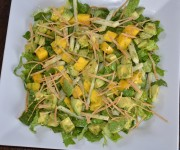 Avocado, jicama and mango salad recipe