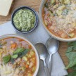 late summer minestrone