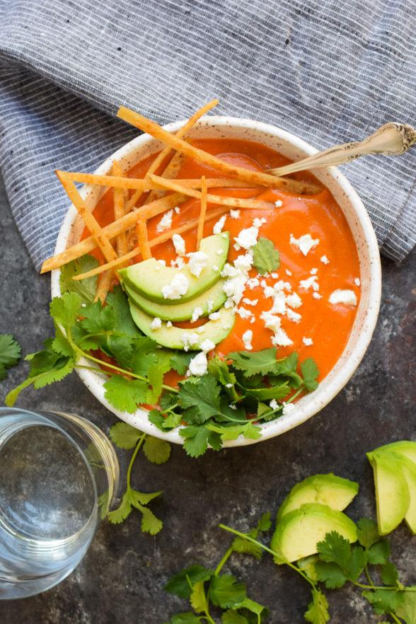Tortilla Soup | Pamela Salzman
