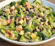 Broccoli Crunch Salad Recipe