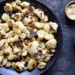 Sesame Roasted Cauliflower with Nori