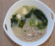 Miso soup recipe