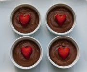 Easy-Peasy Chocolate Tofu Pudding