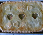 """Special occasion"" chicken pot pie and other ideas for a delicious Valentine's Day"