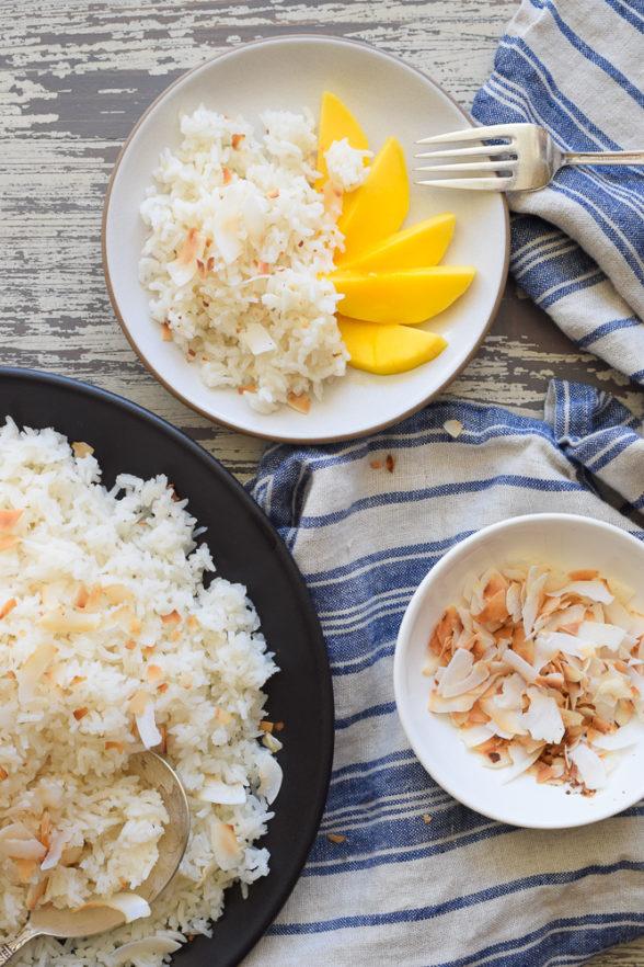 Coconut Rice | Pamela Salzman
