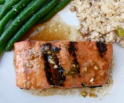 Lime-Soy Grilled Fish Recipe