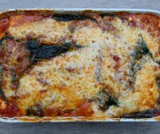 Roasted vegetable lasagne recipe