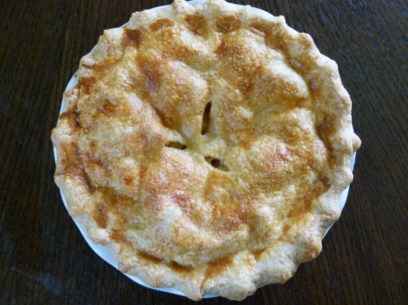 perfect apple pie | pamela salzman