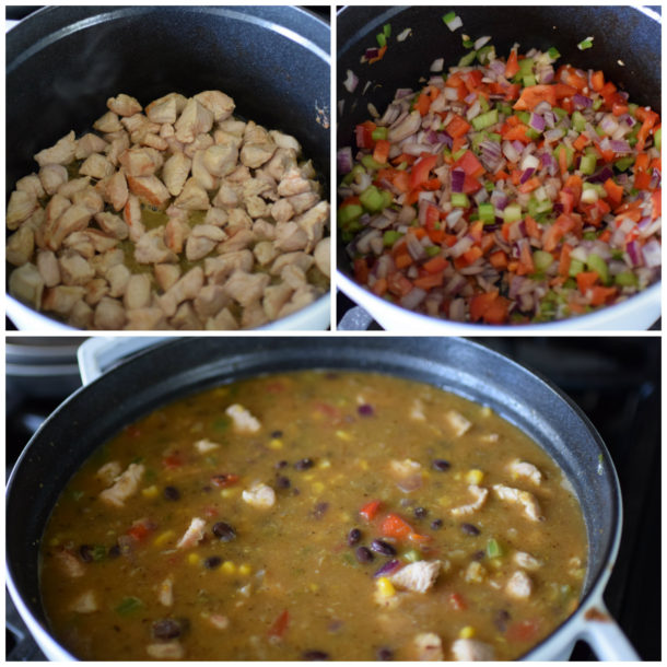 Deer Valley Style Turkey And Black Bean Chili Recipe