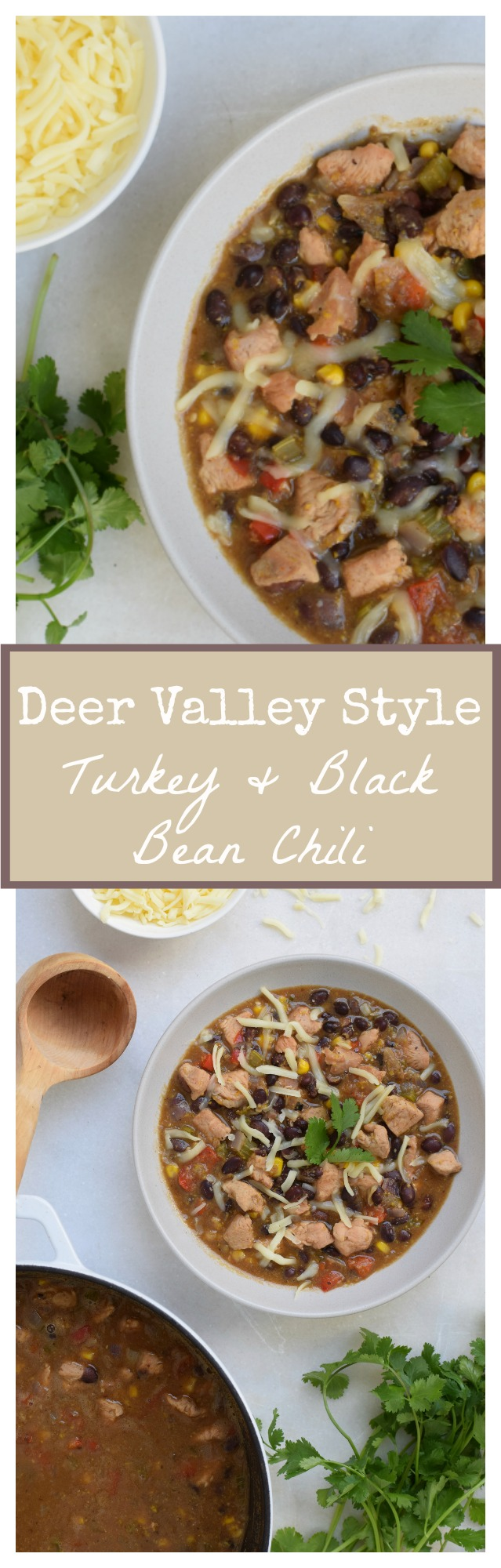 Deer Valley-Style Turkey and Black Bean Chili | Pamela Salzman