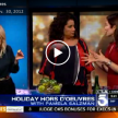 Pamela Makes Easy Holiday Hors D'oeuvres on KTLA