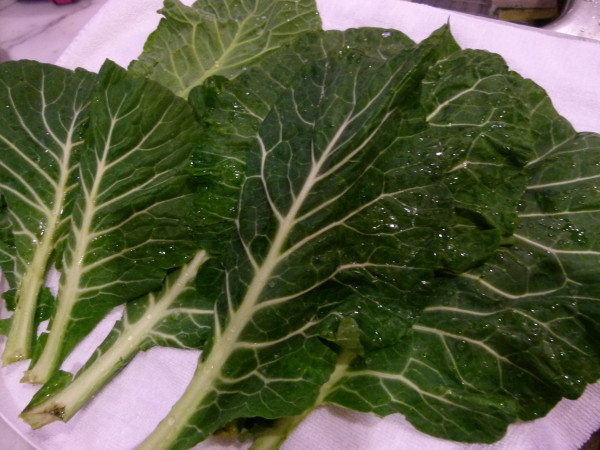 gorgeous collard greens