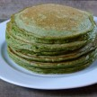 St. Patty's Day Green Pancakes Recipe