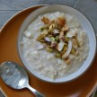 warm coconut millet porridge recipe