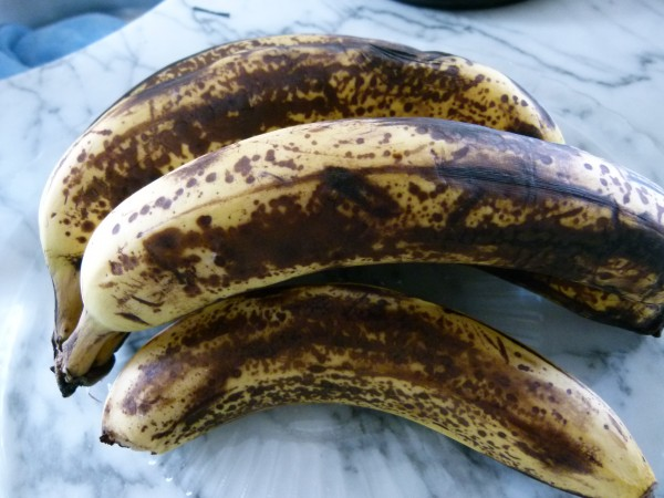these are ripe bananas