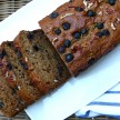 Blueberry-Banana Spelt Bread Recipe (gluten-free version too!)