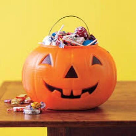 healthier halloween candy | pamela salzman