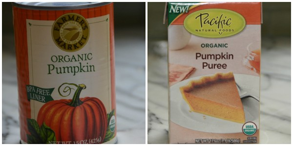 BPA-free pumpkin options