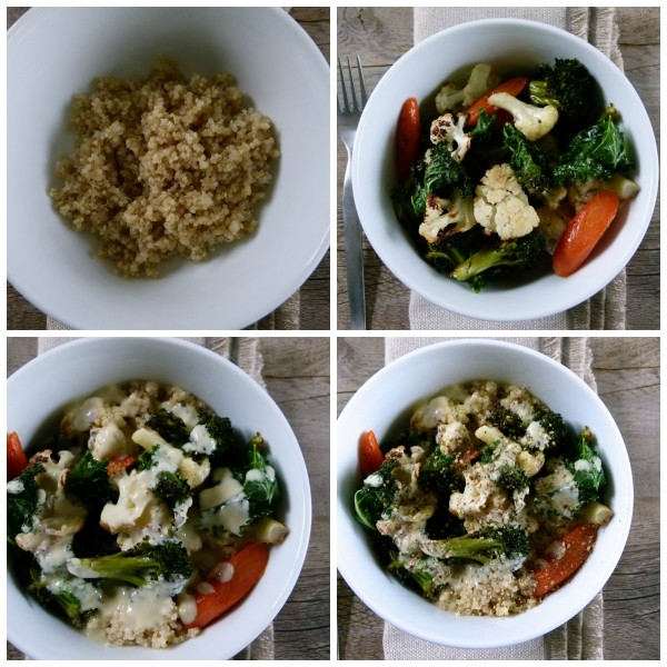 How to assemble your buddha bowl