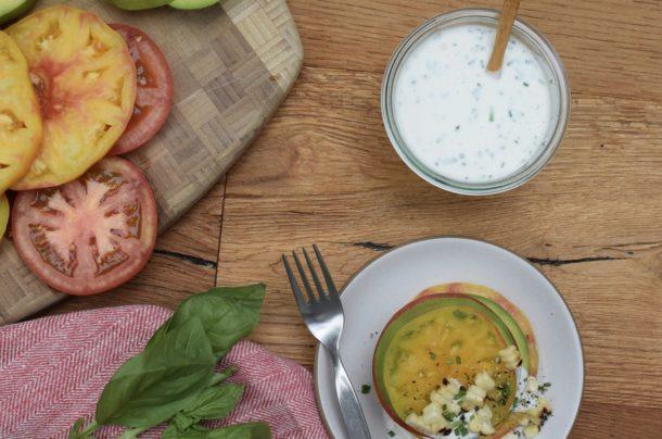 homemade ranch dressing recipe (dairy-free and vegan-adaptable) | Pamela Salzman