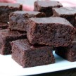 gluten-free fudgy brownies recipe (refined sugar-free)