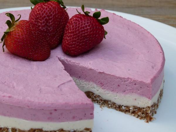 cashew cheesecake | pamela salzman