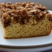 Grain-free White Bean Coffee Cake Recipe