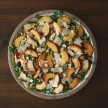 Arugula and Farro Salad with Peaches Recipe