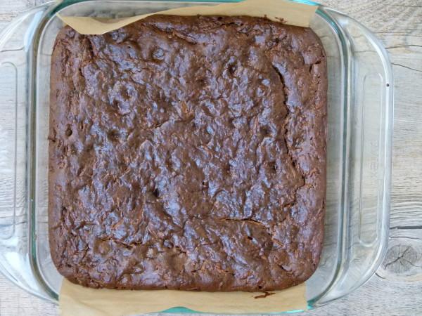 Grain-free Chocolate Zucchini Cake | Pamela Salzman