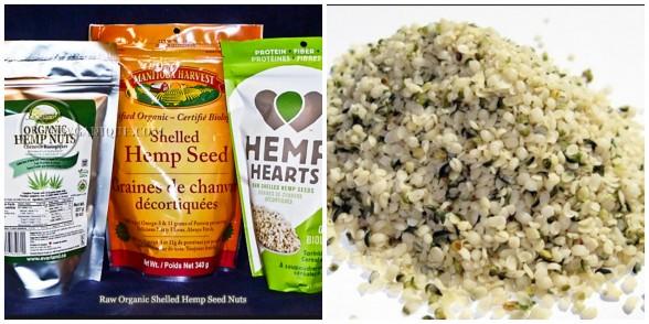hemp seeds | pamela salzman