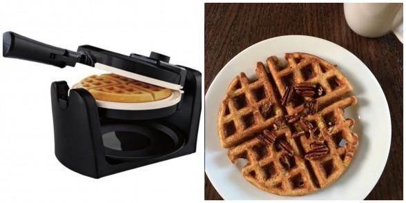 my favorite waffle iron | pamela salzman