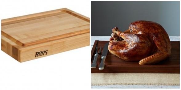 boards for carving a turkey | pamela salzman
