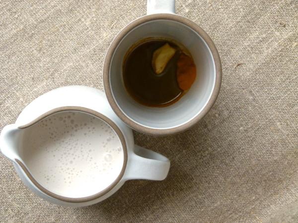 turmeric latte | pamela salzman