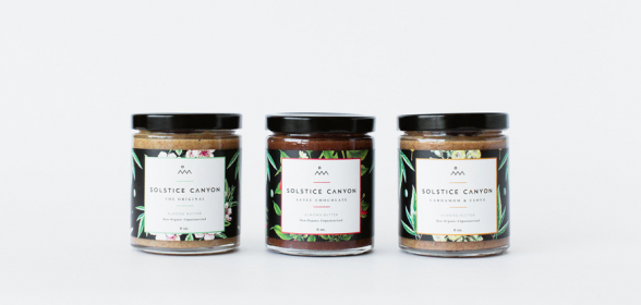 Solstice Canyon Almond Butters
