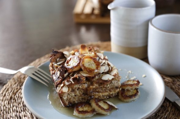 Sprouted French Toast Casserole | Pamela Salzman