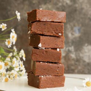 Healthy Chocolate Fudge | Pamela Salzman