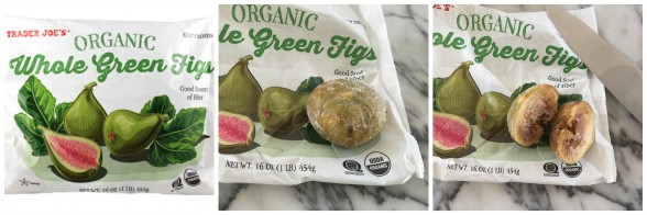 Trader Joe's Organic Frozen Figs