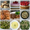 My Passover Menus and Timeline