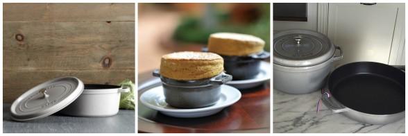 staub enameled cast iron cookware | pamela salzman