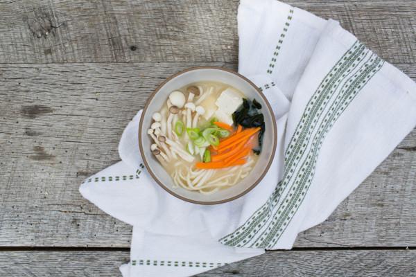 miso soup bar | pamela salzman