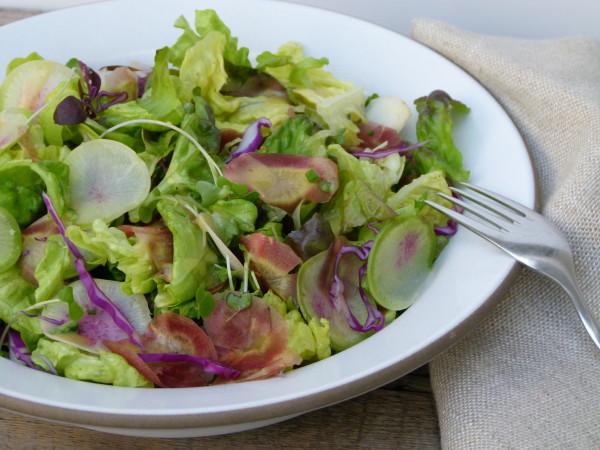 the perfect spring salad | pamela salzman