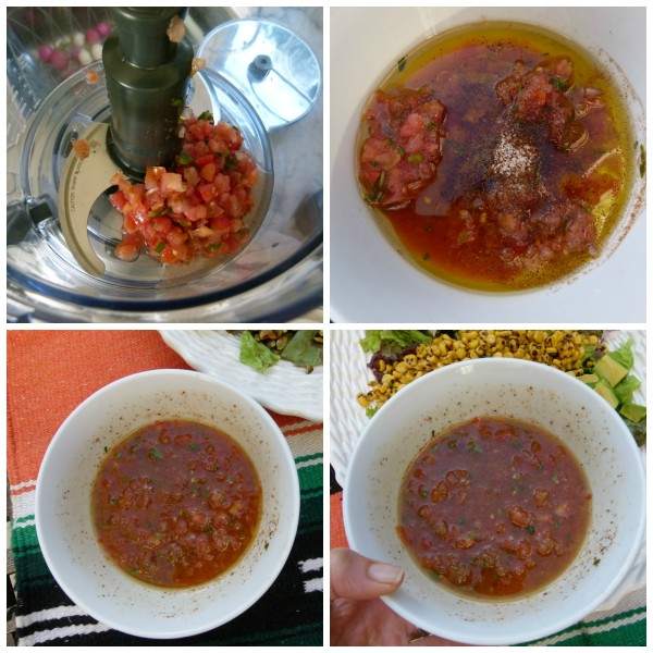 salsa vinaigrette | pamela salzman