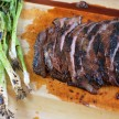 The best grilled marinated flank steak recipe