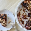 Whole grain mixed berry buckle recipe (gluten and dairy-free versions, too!)