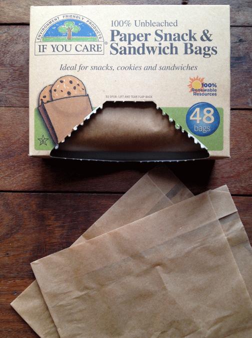 unbleached parchment bags   pamela salzman