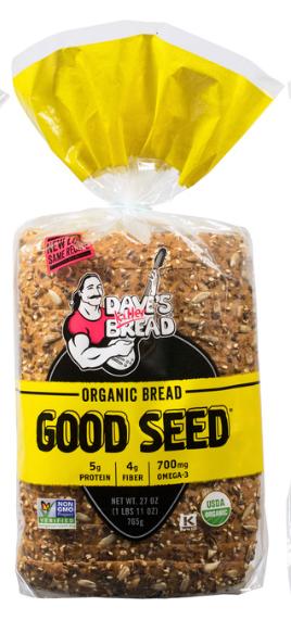Dave's Killer Bread | pamela salzman